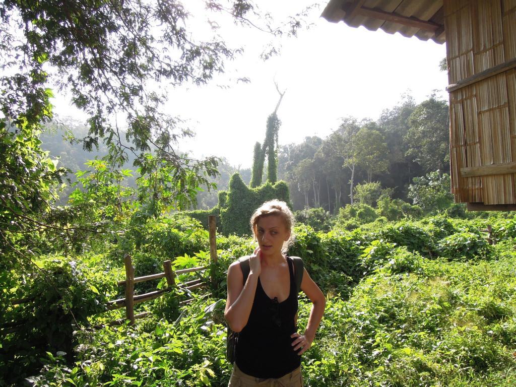 Przystanek w dżungli, fot. M. Lehrmann