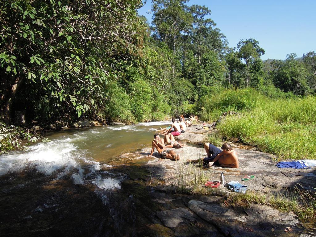 Odpoczynek nad rzeką, fot. M. Lehrmann