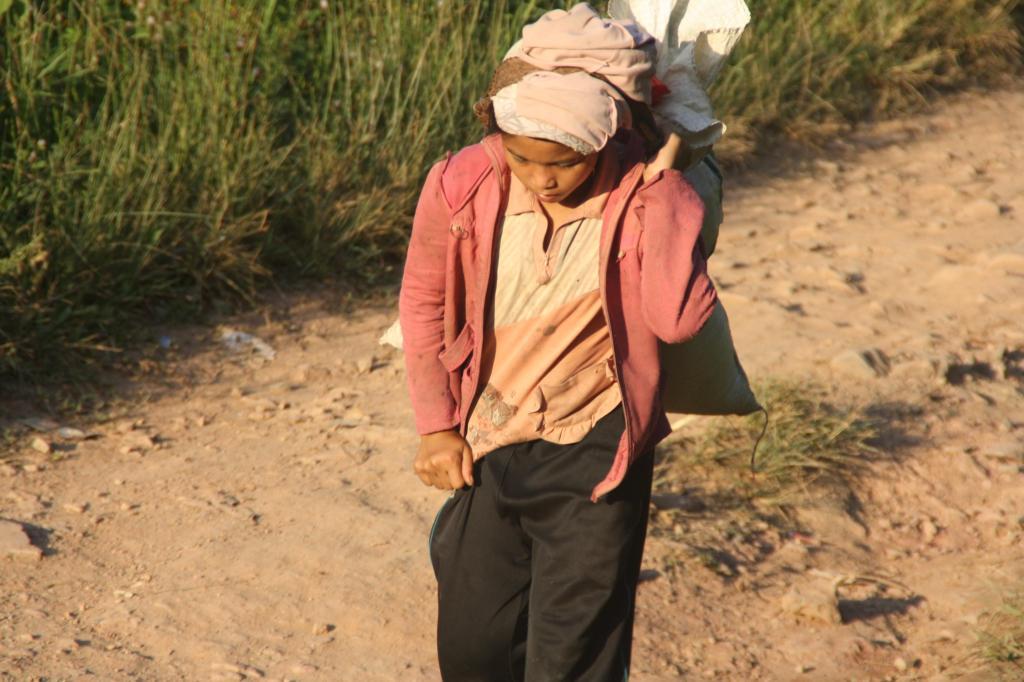 W wiosce Ban Nam Di, Laos, fot. Pep Puig