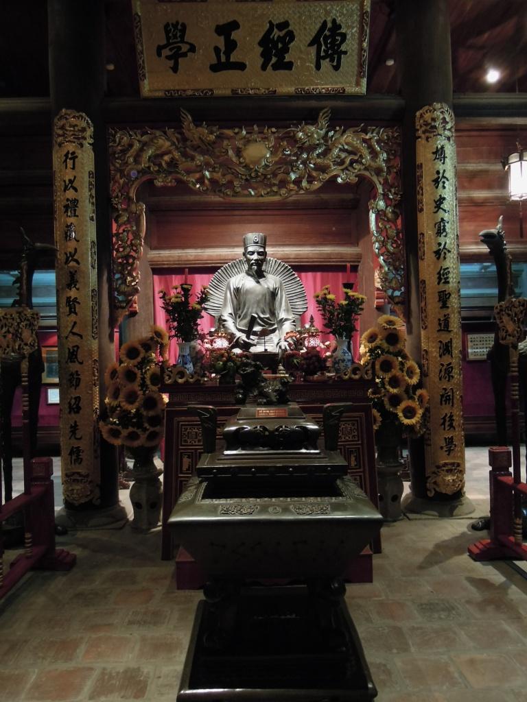 Świątynia Literatury, Hanoi, M. Lehrmann