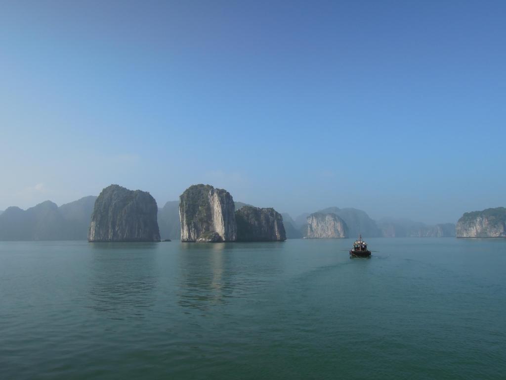 Zatoka Bai Tu Long, Wietnam, fot. A. Mielczarek