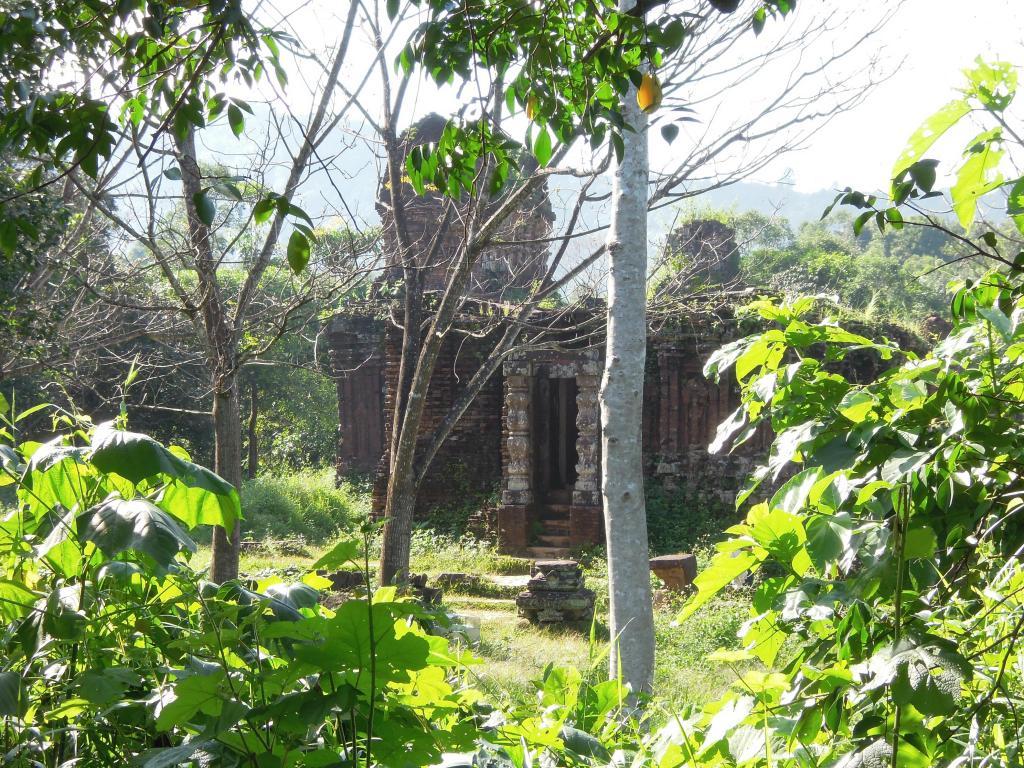 Ruiny Sanktuarium My Son, fot. M. Lehrmann