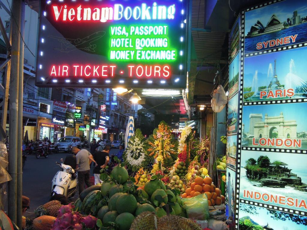 Miasto Ho Chi Minh, fot. M. Lehrmann