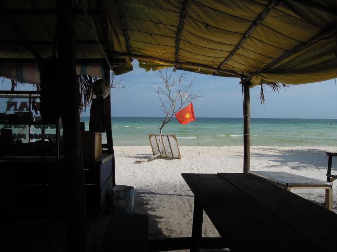 Plaża Sao na południu Phu Quoc, fot. M. Lehrmann