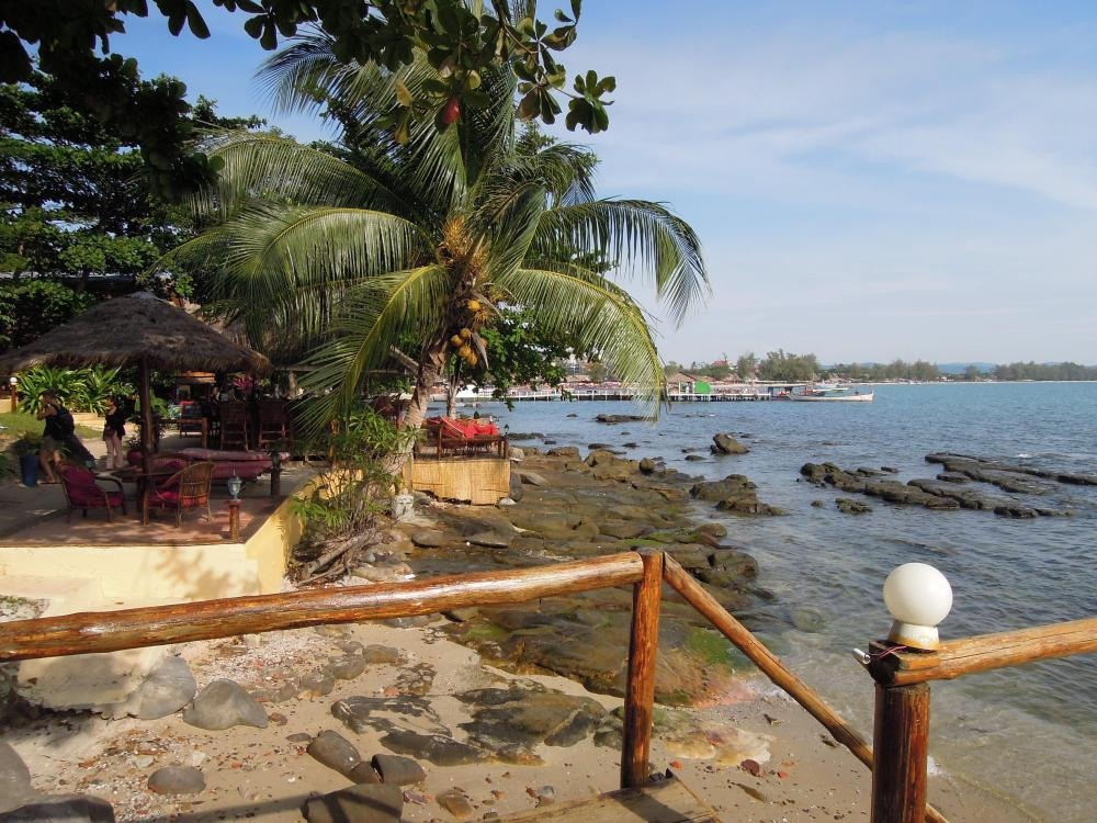 Serendipity Beach, Sihanoukville, Kambodża, fot. M. Lehrmann
