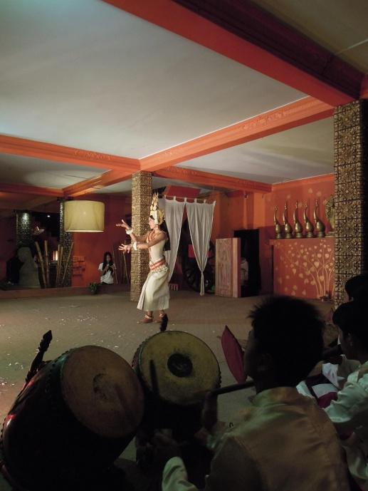 Tradycyjny taniec Apsara, Siem Reap, fot. A. Mielczarek