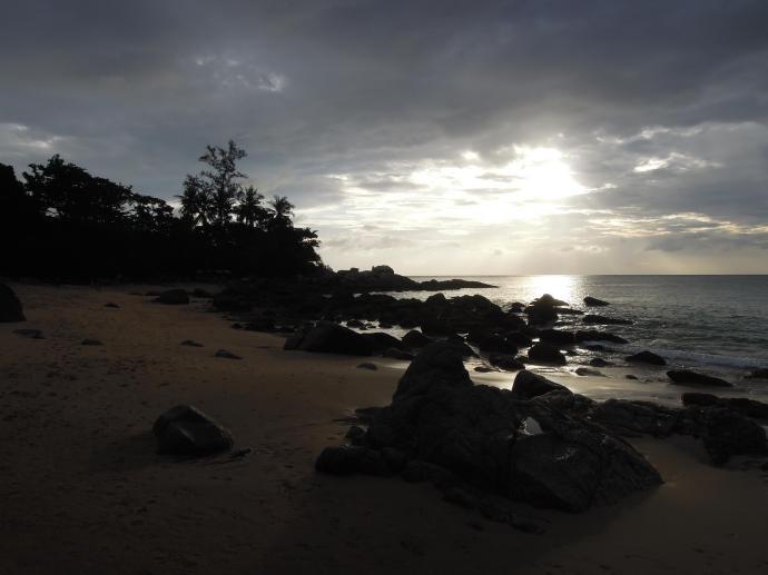 Plaża na przylądku Liam Som, Phuket, fot. M. Lehrmann