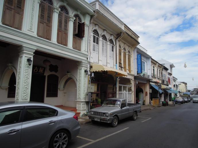 Phuket Town, Tajlandia, fot. M. Lehrmann