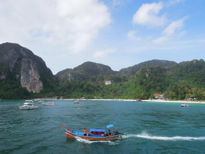 Rajska wyspa  Koh Phi Phi, fot. M. Lehrmann
