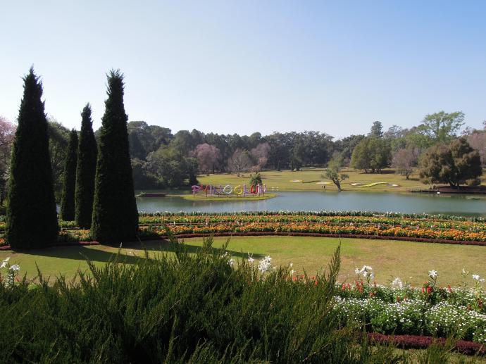 Rajskie ogrody Kandawgyi, Pyin Oo Lwin, fot. M. Lehrmann