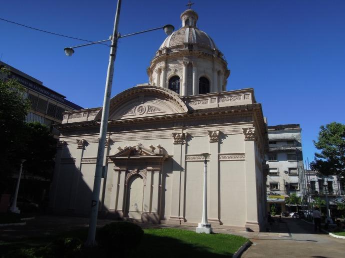 Panteon Bohaterów Narodowych, Asuncion, fot. M. Lehrmann