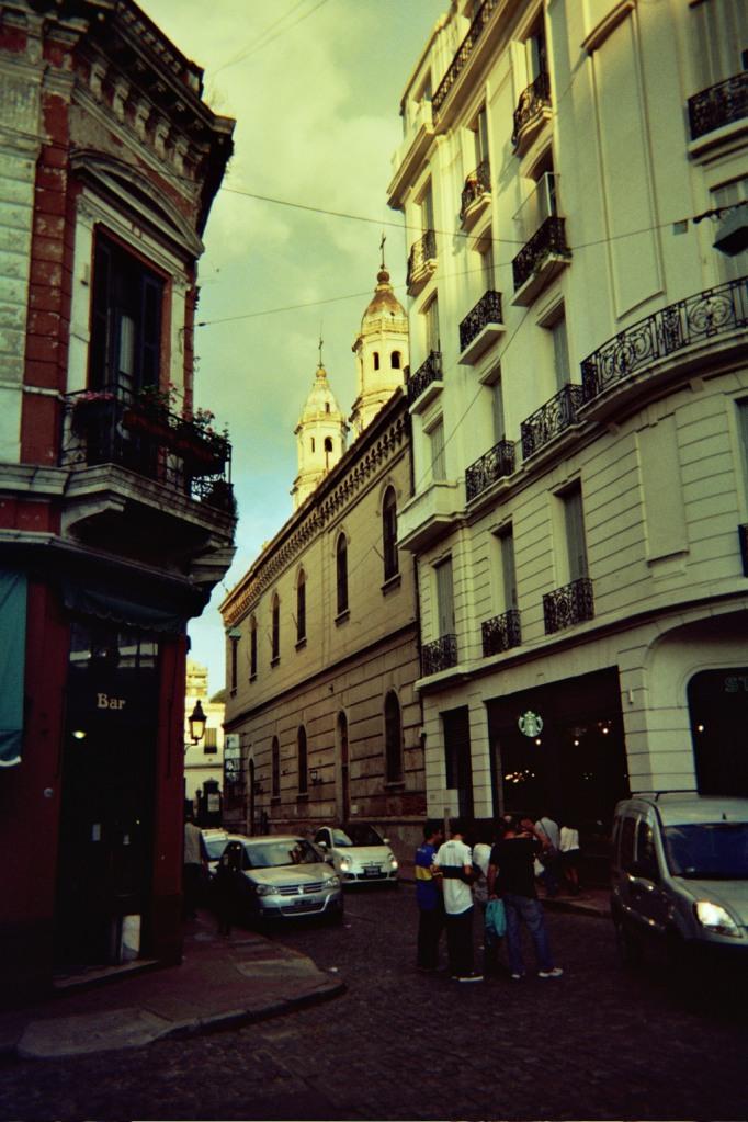 Dzielnica San Telmo, przykład najstarszej architektury w Buenos Aires, fot. M. Lehrmann