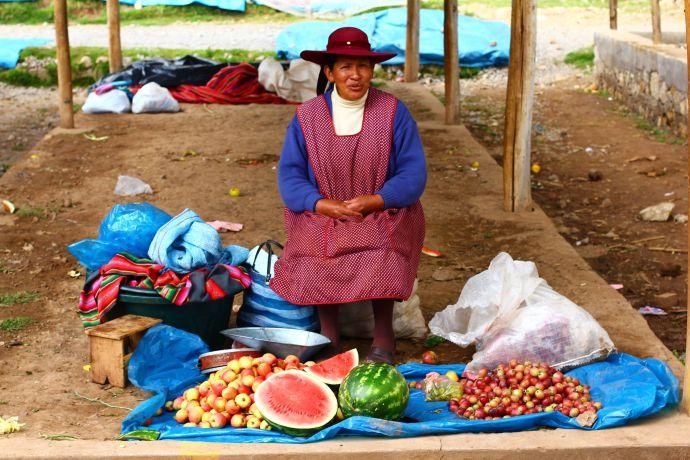 Dziś w sprzedaży..., Boliwia, fot. O'n'G
