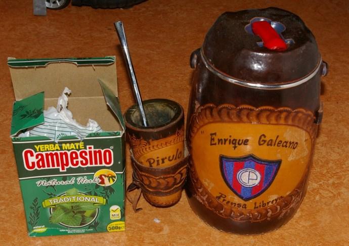 Terere po paragwajsku. Zdjęcie pochodzi ze strony taringa.net