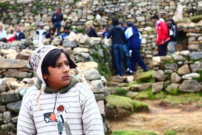 Ruiny Inków na Wyspie Słońca, fot. O'n'G