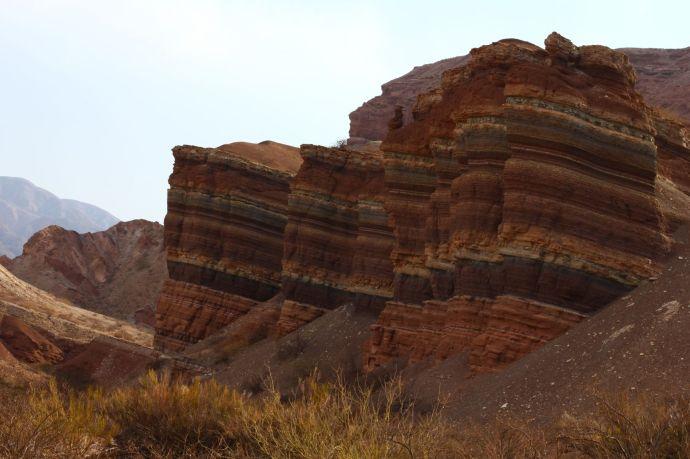 Dolina Calchaquí koło Cafayate, północno-zachodnia Argentyna, fot. O'n'G