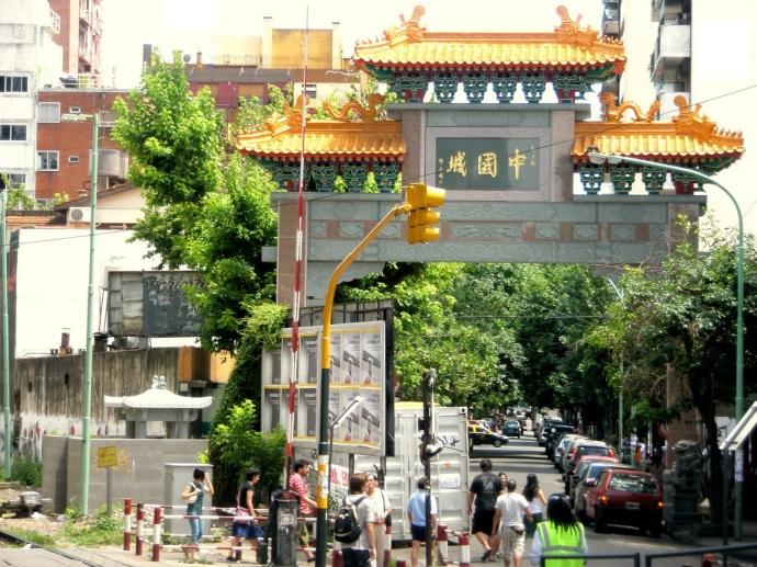 Chinatown w Buenos Aires, fot. Fran A. Acero. Zdjęcie pochodzi ze strony autora http://www.viajeserraticos.com/