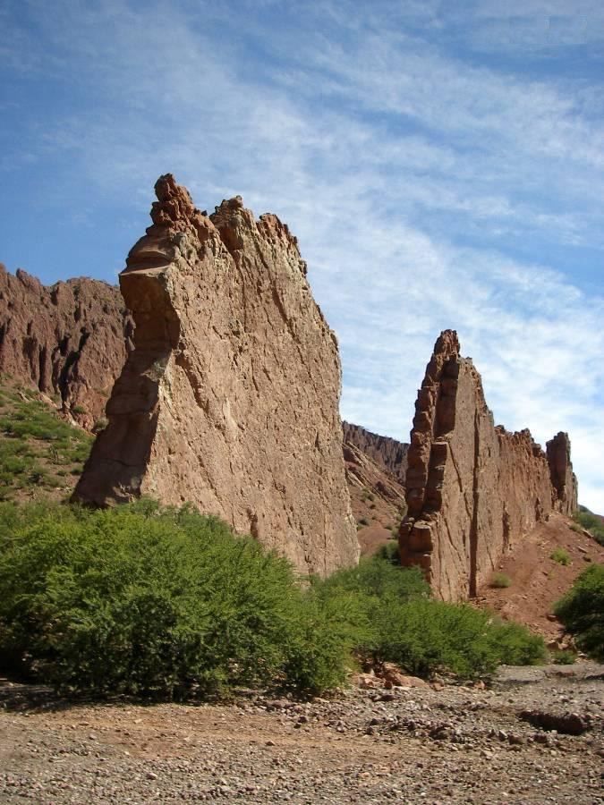 Puerta del Diablo w okolicy Tupizy, Boliwia, fot. Fran A. Acero. Zdjęcie pochodzi ze strony autora http://www.viajeserraticos.com/