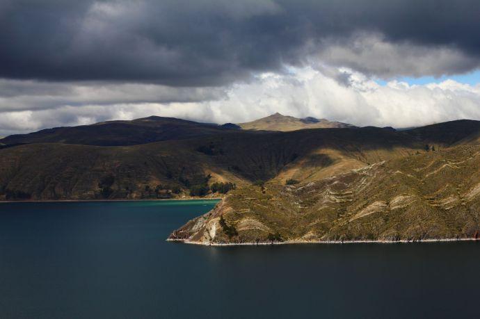 Jezioro Titikaka, Boliwia, fot. O'n'G