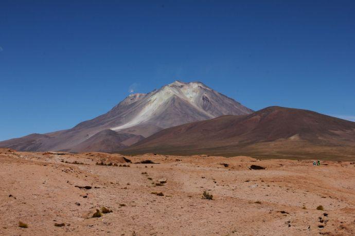 Wulkan Uturuncu, Boliwia, fot. O'n'G
