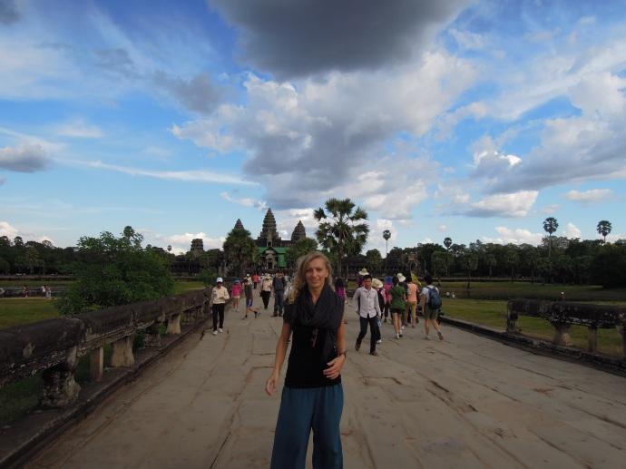 Zwiedzamy największe zabytki świata. Angkor Wat, Kambodża, fot. Martin Lehrmann