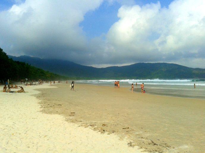 Ilha Grande jest piękna i dzika, fot. Otavio de Melo