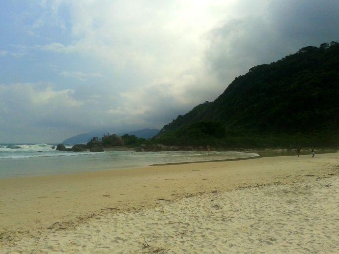 Plaża Lopez Mendez, Ilha Grande, Brazylia, fot. Otavio de Melo