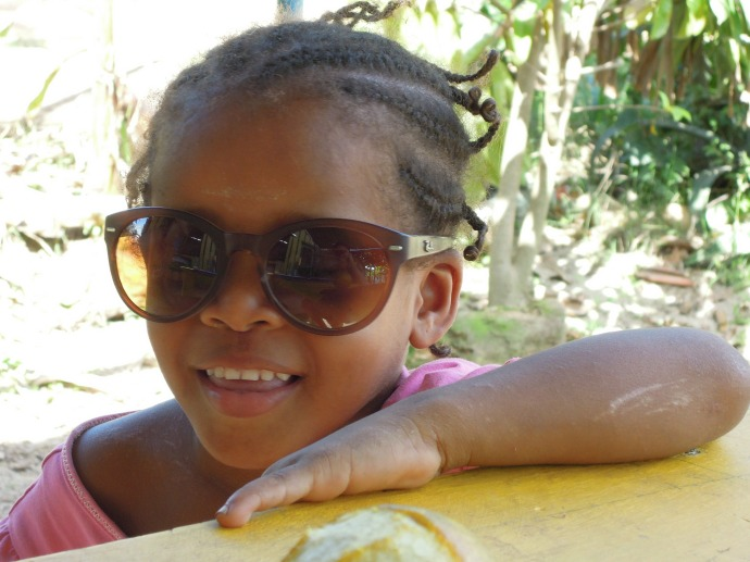 Koleżanka Simone, Belize, Hopkins, fot. M. Lehrmann