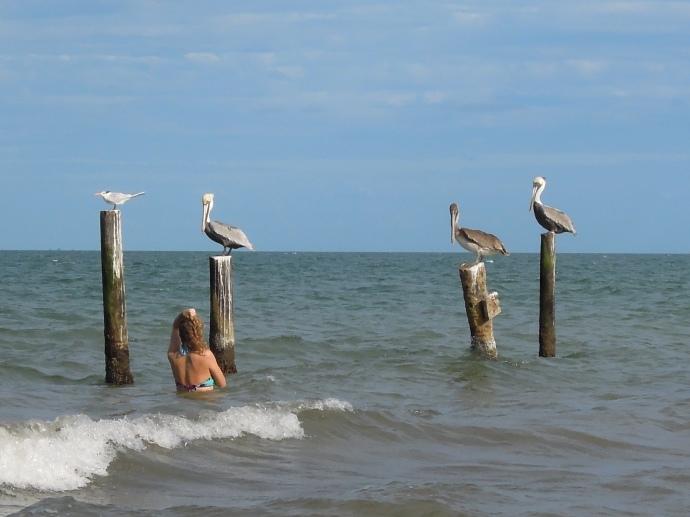 Bliskie spotkania z naturą, Hopkins, Belize, fot. M. Lehrmann