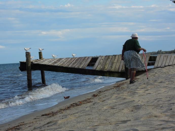 Spacer dla zdrowia, Hopkins, Belize, fot. M. Lehrmann