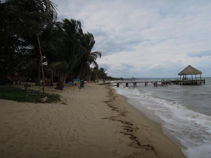 Kilometry pustych plaż. Hopkins jest pilnie strzeżonym sekretem, Belize, fot. M. Lehrmann