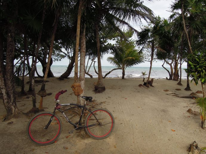 Najlepszy środek transportu, Hopkins, Belize, fot. M. Lehrmann