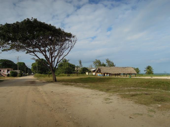 Najbardziej przyjazna wioska w Belize, Hopkins, fot. M. Lehrmann