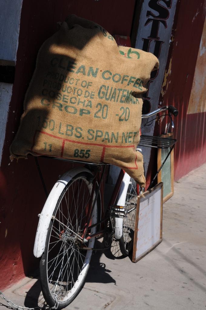 Gwatemalska kawa, Antigua, Gwatemala, fot. Ula Kupińska