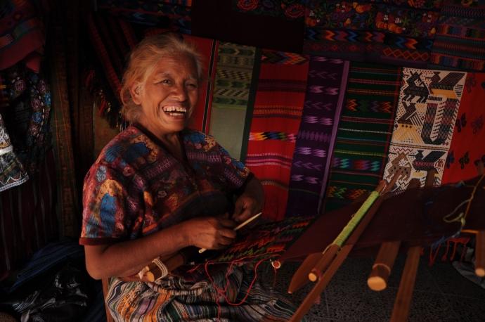 Robótka, Antigua, Gwatemala, fot. Ula Kupińska