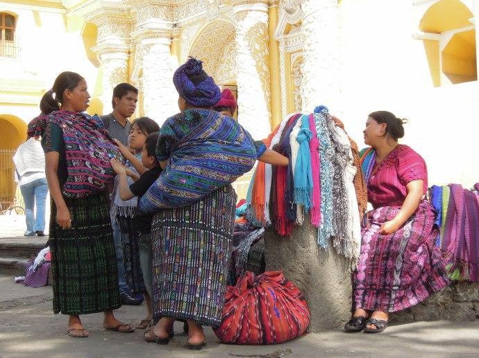 Plotki, Antigua, Gwatemala, fot. M. Lehrmann