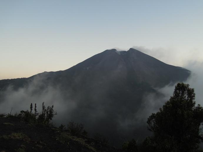 Aktywny wulkan Pacaya, Gwatemala, fot. M. Lehrmann
