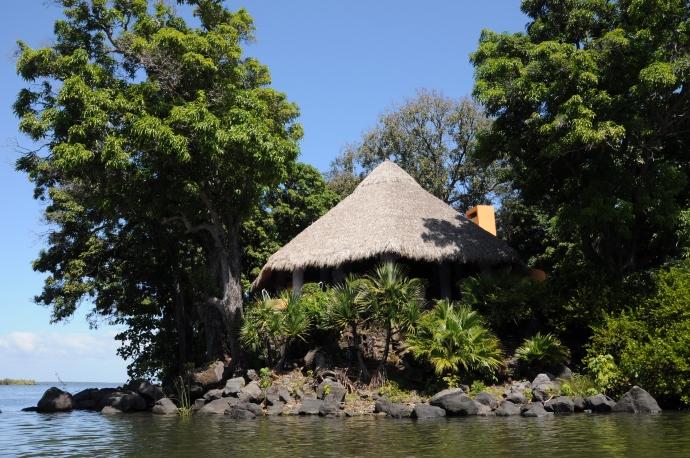 Prywatna wyspa, Las Isletas, fot. Ula Kupińska