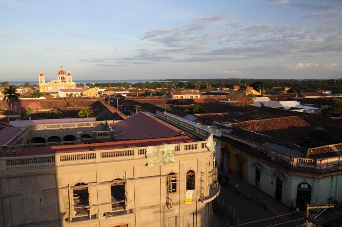 Panorama Granady, Nikaragua, fot. Ula Kupińska