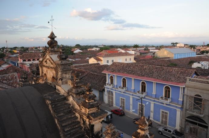 Ulice Granady, Nikaragua, fot. Ula Kupińska