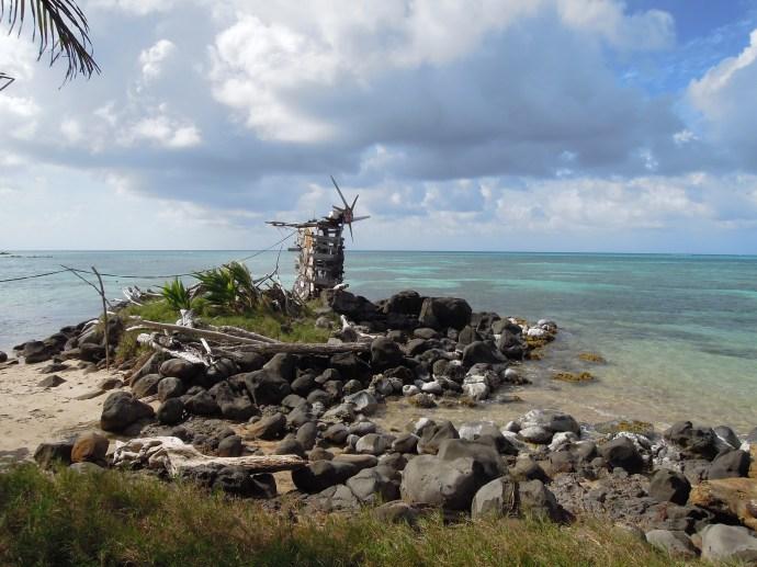 Czysta energia, Little Corn Island, fot. M. Lehrmann