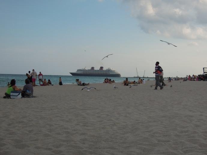 Linowiec, Miami Beach, fot. M. Lehrmann
