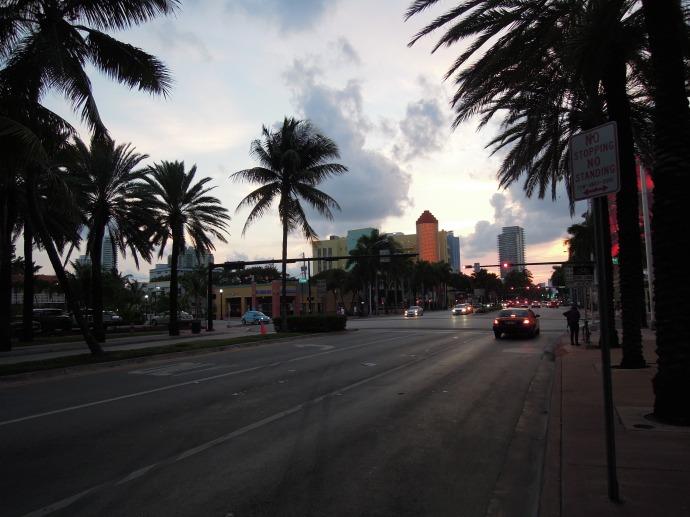 Ulice South Beach, Miami, fot. M. Lehrmann