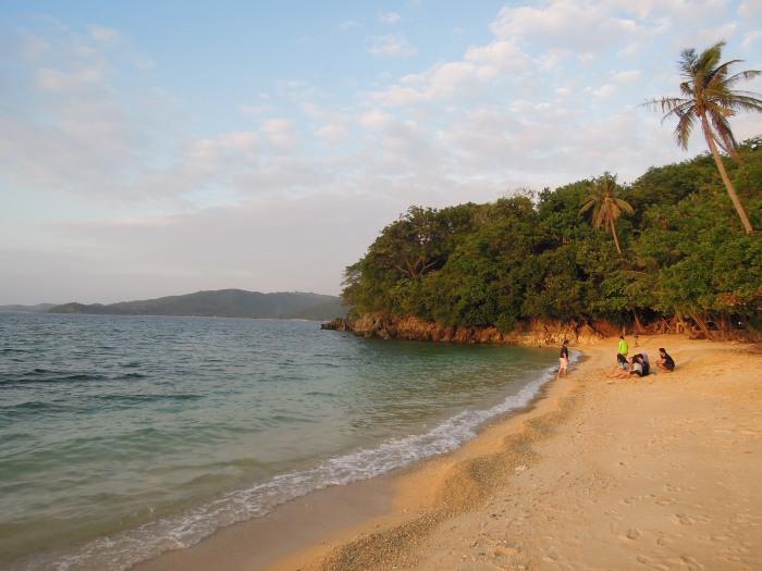Plaża Talipasak, wyspa Romblon, fot. M. Lehrmann