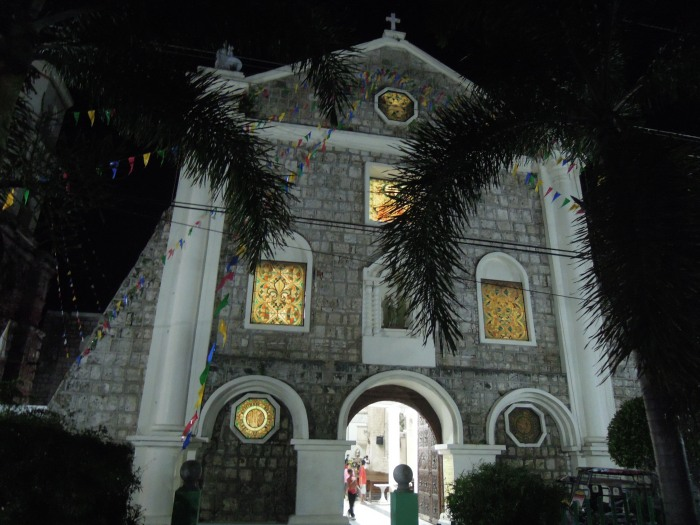 Gotycka katedra na wyspie Romblon, Filipiny, fot. M. Lehrmann