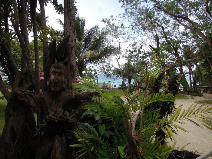 Resort San Pedro, plaża Talipasak, Romblon, fot. M. Lehrmann