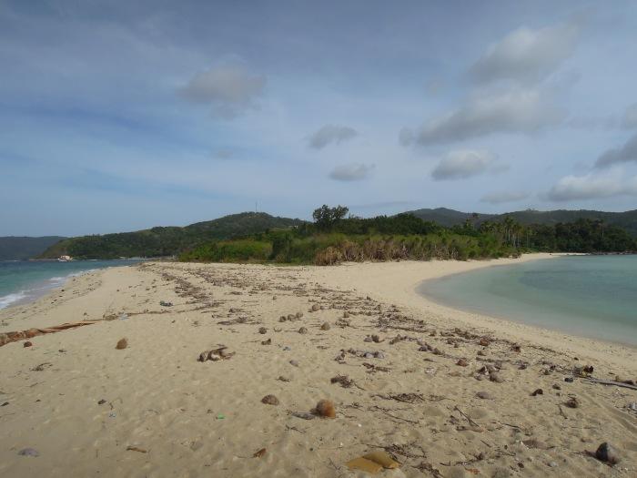Dziewicza plaża Bon Bon, wyspa Romblon, fot. M. Lehrmann