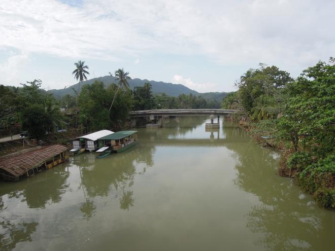 Rzeka Loboc, Bohol, fot. M. Lehrmann