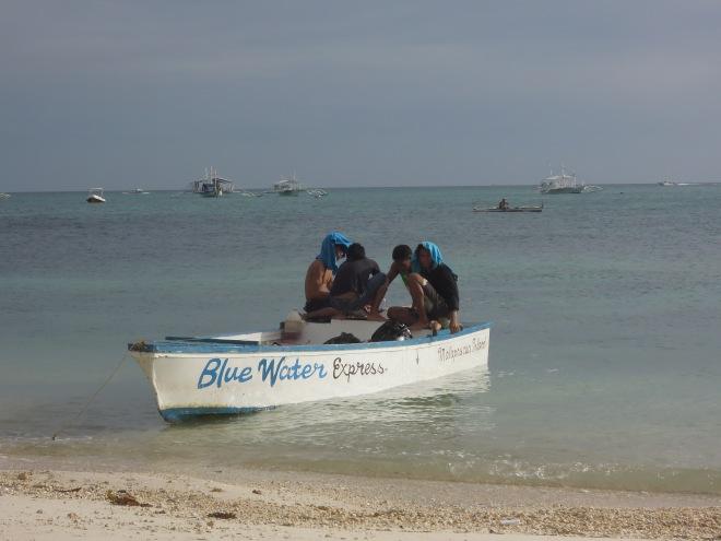 Filipińczycy to żeglarze, Malapascua, Filipiny, fot. M. Lehrmann