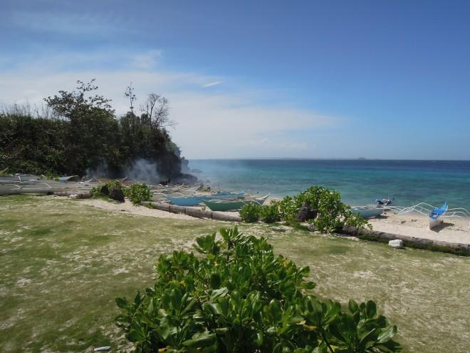 Spokojna zatoka, Malapascua, Filipiny, fot. M. Lehrmann